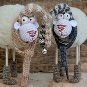 Куклы и игрушки handmade. Livemaster - original item SHEEP in the houses. Handmade.