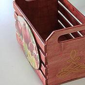 Для дома и интерьера ручной работы. Ярмарка Мастеров - ручная работа Короб для кухни.. Handmade.