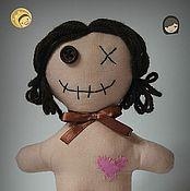 Куклы и игрушки ручной работы. Ярмарка Мастеров - ручная работа Кукла Вуду. Handmade.