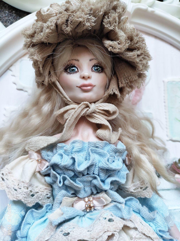 Алиса, Портретная кукла, Армянск,  Фото №1