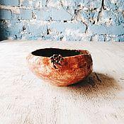 Посуда ручной работы. Ярмарка Мастеров - ручная работа Скидка - пиала-гранат. Handmade.