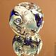 Для украшений ручной работы. Ярмарка Мастеров - ручная работа. Купить Кулон-шар в стиле Пандора Завьюжило. Handmade.