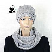 Аксессуары handmade. Livemaster - original item kit. Elegant women`s hat plus LIC.. Handmade.