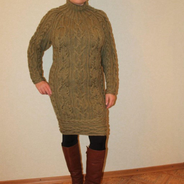 Платье вязанное, Платья, Сочи,  Фото №1
