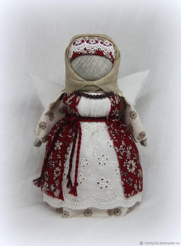 кукла оберег ангел хранитель остальном обычная база