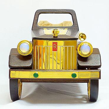 """Сувениры и подарки ручной работы. Ярмарка Мастеров - ручная работа Минибар для дома """"Авто"""". Златоуст. Handmade."""