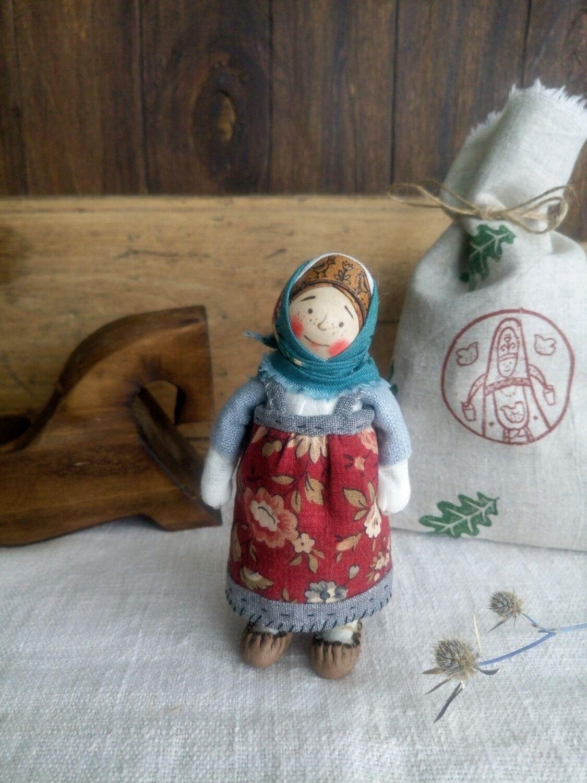 Кукла Дурёха №8, Народные сувениры, Москва,  Фото №1