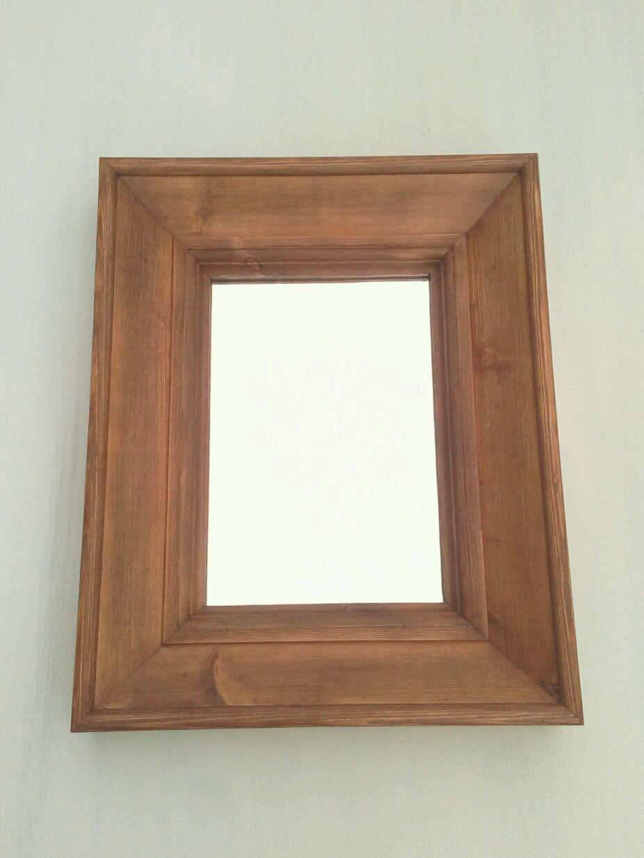 Зеркало в массивной деревянной раме, любые размеры, Зеркала, Евпатория, Фото №1