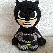 Куклы и игрушки ручной работы. Ярмарка Мастеров - ручная работа Мягкая игрушка Бэтмен Batman v Superman. Handmade.