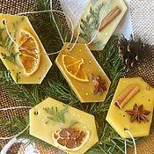 Для дома и интерьера handmade. Livemaster - original item Waxy orange sachet. Handmade.