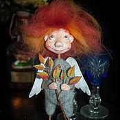 Куклы и игрушки ручной работы. Ярмарка Мастеров - ручная работа Огневушка. Handmade.