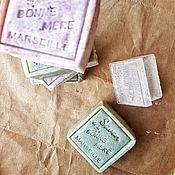 Мыло ручной работы. Ярмарка Мастеров - ручная работа Марсельское мыло куб. Handmade.