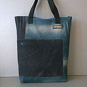 Сумки и аксессуары handmade. Livemaster - original item Shopping bag Design. Handmade.