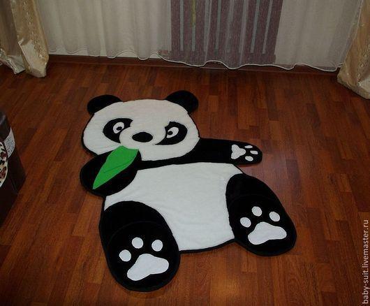 Детский коврик Панда (Кунг-фу) для малышей и детей