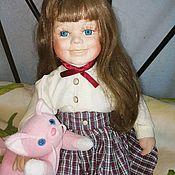 Куклы и пупсы ручной работы. Ярмарка Мастеров - ручная работа Жизнерадостная девочка. Handmade.