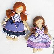 Куклы и игрушки ручной работы. Ярмарка Мастеров - ручная работа Ангелы лавандовые. Handmade.