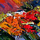 Painting with the sea 'Feast of the Sun' painting sea oil. Pictures. Multicolor Gallery. My Livemaster. Фото №6