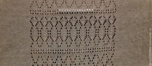 Льняное ажурное полотно в сочетании с гладью Цена указана за 1 метр ткани