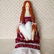 Куклы и игрушки ручной работы. Ярмарка Мастеров - ручная работа Тильда Анна. Handmade.