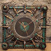 """Для дома и интерьера ручной работы. Ярмарка Мастеров - ручная работа Часы """"Техно Арт 3"""" (настенные). Handmade."""