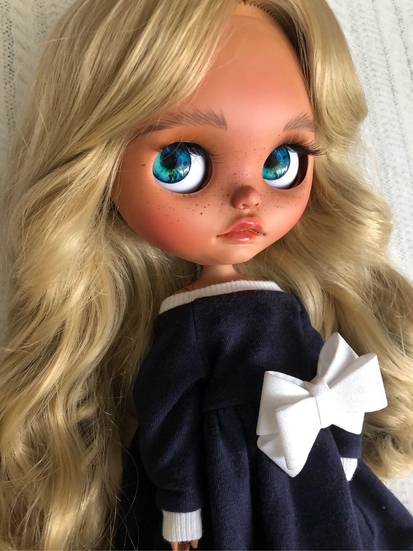 Куколка блайз кастом ( молд TBL), Кукла Кастом, Брянск,  Фото №1