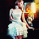 Платье Snow Cake