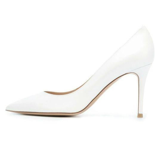Обувь ручной работы. Ярмарка Мастеров - ручная работа. Купить Туфли женские ''White''. Handmade. Туфли, туфли из кожи, обувь