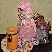 Куклы и игрушки ручной работы. Ярмарка Мастеров - ручная работа ангел, хранитель снов. Handmade.