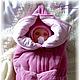 """Для новорожденных, ручной работы. Ярмарка Мастеров - ручная работа. Купить Комплект одежды """"Звёздочка моя ясная"""". Handmade. Розовый"""
