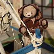Куклы и игрушки ручной работы. Ярмарка Мастеров - ручная работа Мишка Тедди Осип 48 см.. Handmade.