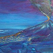 """Картины и панно ручной работы. Ярмарка Мастеров - ручная работа Картина """"Новый взгляд на Италию"""". Handmade."""