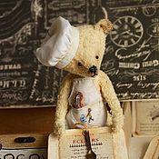 Куклы и игрушки ручной работы. Ярмарка Мастеров - ручная работа Жан-Мишель и его эклеры... Handmade.