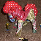 Куклы и игрушки handmade. Livemaster - original item horse. Handmade.