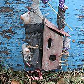 Куклы и игрушки ручной работы. Ярмарка Мастеров - ручная работа Гном Туман и компания. Handmade.
