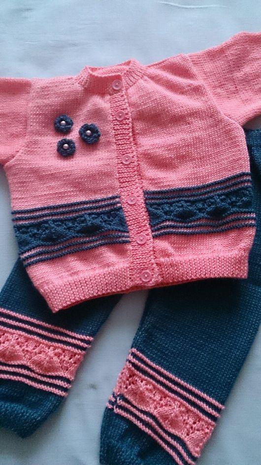 Одежда для девочек, ручной работы. Ярмарка Мастеров - ручная работа. Купить Костюм полушерстяной. Handmade. Костюм, костюм детский