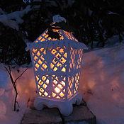 handmade. Livemaster - original item Lamp