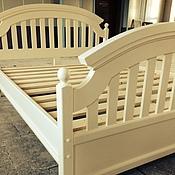 Для дома и интерьера handmade. Livemaster - original item 3.  Bed in a rustic style. Handmade.