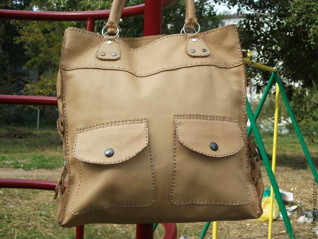 Favorite bag handmade, Classic Bag, Balakovo,  Фото №1