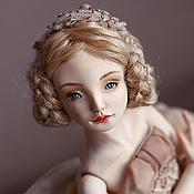 Куклы и игрушки ручной работы. Ярмарка Мастеров - ручная работа Шарнирная кукла Мари. Handmade.