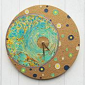 Для дома и интерьера ручной работы. Ярмарка Мастеров - ручная работа живопись на воде 25. Handmade.