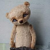 Куклы и игрушки ручной работы. Ярмарка Мастеров - ручная работа Авторский мишка. Лалаби,18 см.. Handmade.