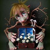 """Куклы и игрушки ручной работы. Ярмарка Мастеров - ручная работа Мастер-класс по созданию куклы""""Внешность обманчива"""". Handmade."""