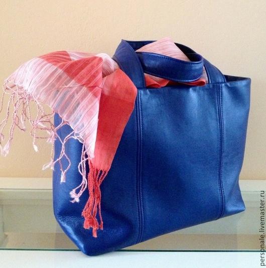 Женские сумки ручной работы. Ярмарка Мастеров - ручная работа. Купить Di marina. Handmade. Тёмно-синий, лето, морской