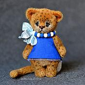 Куклы и игрушки ручной работы. Ярмарка Мастеров - ручная работа Леопардиха Лара. Handmade.