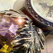"""Украшения ручной работы. Ярмарка Мастеров - ручная работа часы """"Пудровый Париж"""". Handmade."""