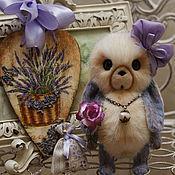 """Куклы и игрушки ручной работы. Ярмарка Мастеров - ручная работа Малышка -Тедди """"Лолочка"""". Handmade."""