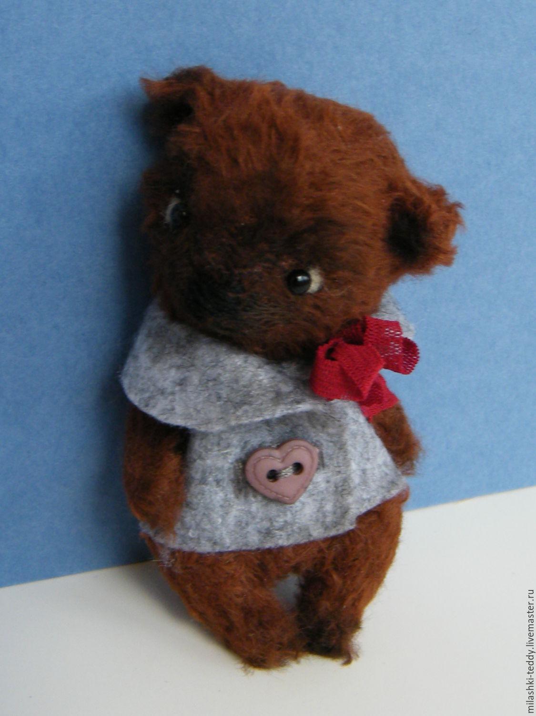 Teddy bear brownie 9 sopilky, Teddy Bears, Moscow,  Фото №1