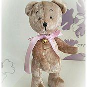 Куклы и игрушки ручной работы. Ярмарка Мастеров - ручная работа Тедди сияющий малыш. Handmade.