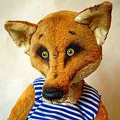Куклы и игрушки ручной работы. Ярмарка Мастеров - ручная работа Мистер Джинджер. Handmade.