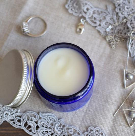 Крем, гель, сыворотка ручной работы. Ярмарка Мастеров - ручная работа. Купить Антивозрастной крем для лица с пептидами (40+). Handmade.